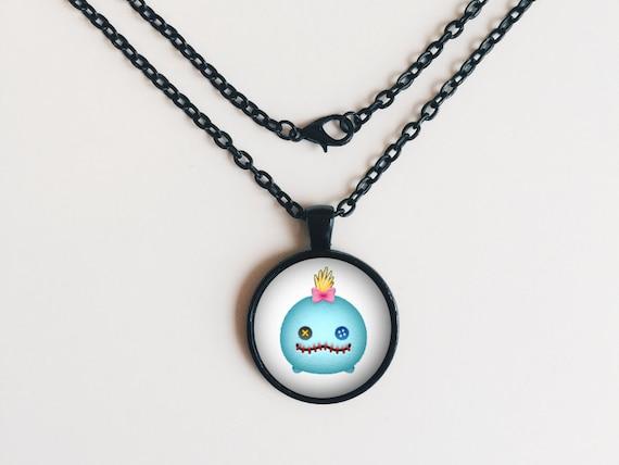 Scrump from Lilo & Stitch Tsum Tsum Necklace or Keychain
