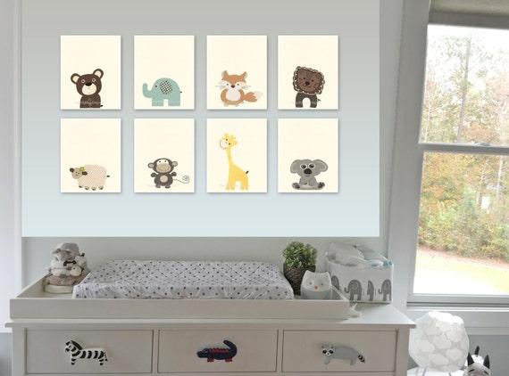 Safari Baby Room Gender Neutral