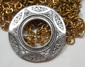 Circle SP Brass Ring