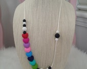 The Rocky - Silicone Teething Necklace