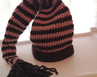 Striped Stocking Cap
