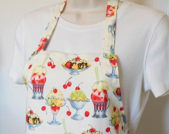 Full Apron - Sundaes!