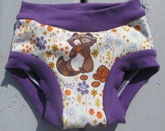 Size 2/3 Cookie Bandit Cloth Trainer
