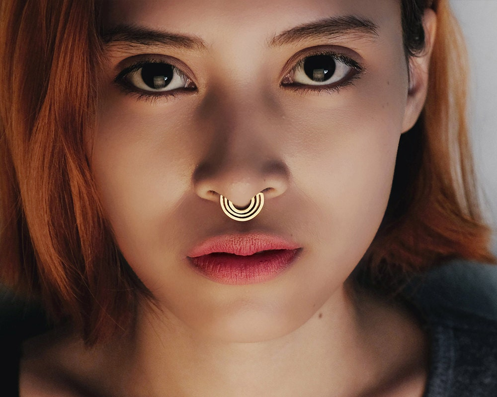 How To Make Wire Nose Rings
