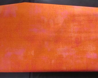 BasicGrey Grunge  for Moda 30150 263 Tangerine