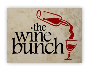 Engraved Stone Decorative 8.75x11.75in Medium Tile -13999 The Wine Bunch