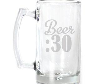 Large Beer Mug - 25 oz. - 2109 Beer :30