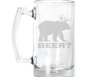 Large Beer Mug - 25 oz. - 2112 Beer?