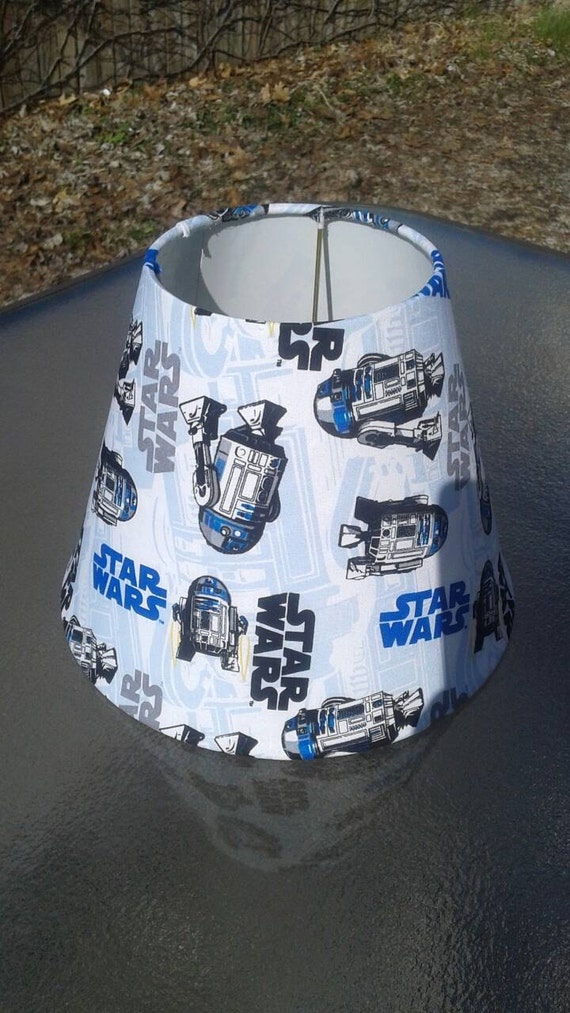 Star Wars Lamp Shade R2 D2