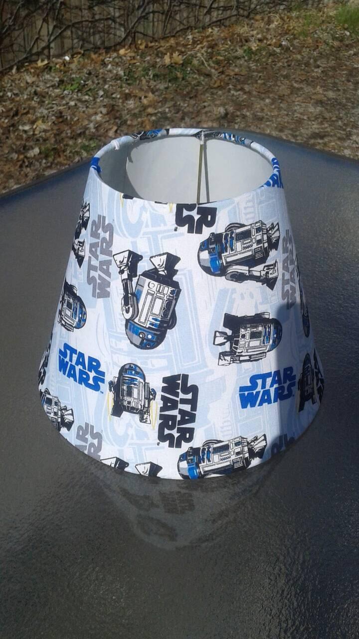 Star Wars Lamp Shade R2 D2