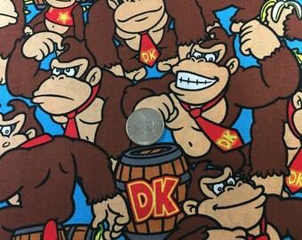 Donkey Kong Welder Hat Cap Liner