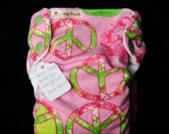 Small Fitted Cloth Diaper (Price reduction!!)