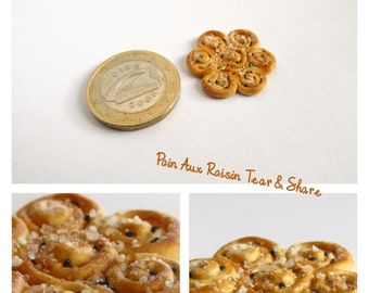 Pain Aux Raisin Tear & Share