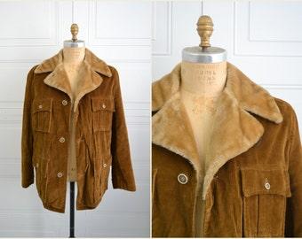 1970s Shanhouse Corduroy Coat