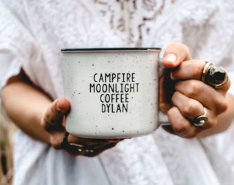 Campfire Moonlight Coffee Dylan 13 oz Mug