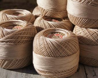 Coats Chain Mercer Crochet Ecru