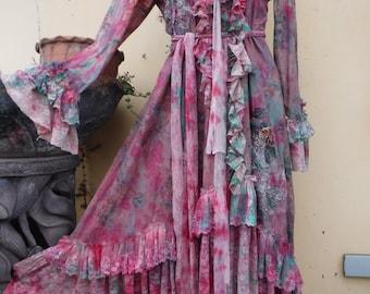 20%OFF bohemian boho lagenlook jacket gypsy jacket ....work of art!! smaller to 40' chest