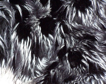 Awesome Wildling Faux Fur - New Designer Faux Fur ! ! !