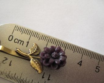 1 Purple Barrette