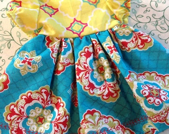 """18"""" Doll Clothes, American doll clothes, 18"""" doll dress, 18 inch doll clothes"""