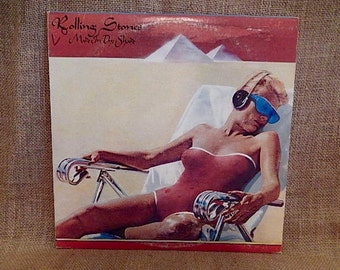 The Rolling Stones - Made in the Shade - 1975 Vintage Vinyl Record Album