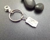 Viking Rune Keychain, Gift for Man, Mens Keychain. New Driver Gift, Serenity, Recovery