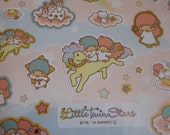 Lovely Japanese Little Twin Stars Stickers - 34
