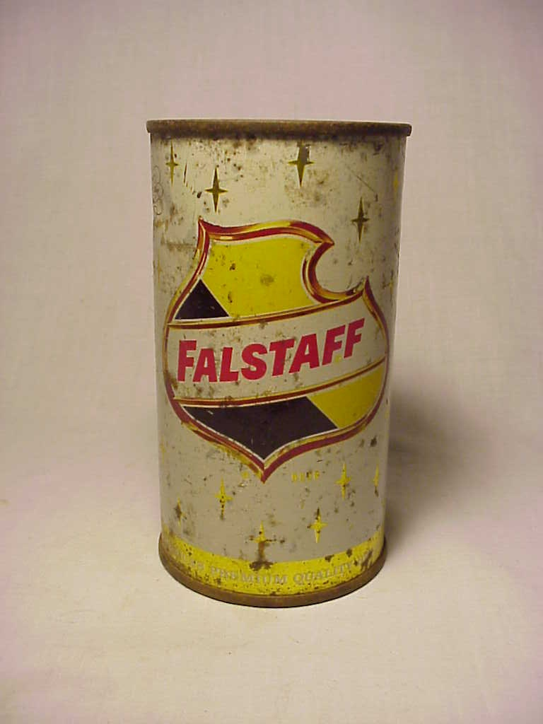 c1950s Falstaff Beer Falstaff Brewing Corp St. Louis MO.