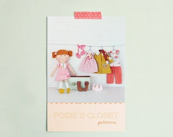 Posie's closet pdf pattern/tutorial