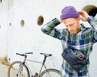 THE LIL GUY - Cycling and Traveling Hip Bag/ Fanny Pack