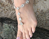 Weddings Barefoot Sandals Boho Shoes Beach Shoes Beach Bohemian Bridal Shoes Wedding Shoes Beach Wedding Natalias
