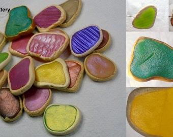 Destash - 5 different sets of handmade polymer clay beads!!!!