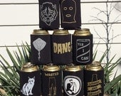 Koozies, Beer Can Coolers, aka Party Starters
