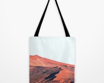 Sand Dune Photography Tote Bag
