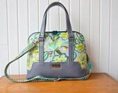 The Boronia Bowler Bag - PDF Sewing pattern