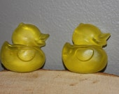 50 Rubber Duck Glycerin Soap Baby Shower Favor Made to Order Soaps
