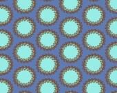 Amy Butler Soul Blossoms Laurel Dots Periwinkle