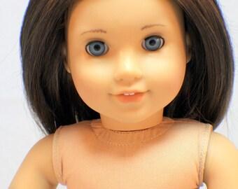 American Girl Chrissa 2009 Doll of the Year Brunette Hair Blue Eyes