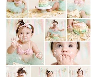 Crochet seashell mermaid TOP, newborn, baby, toddler shell bikini top,mermaid top,mermaid costume top,Seashell top,baby's birthday mermaid