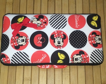Minnie Mouse Red Baby Girl Wipe Case