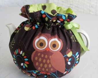 Brown Owl Tea Cosy