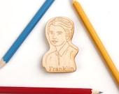 Rosalind Franklin Magnet