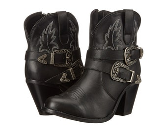 Men's Cowboy & Western Boots | Etsy NZ