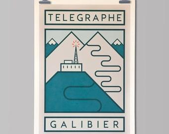 ROUTES - Telegraph Galibier