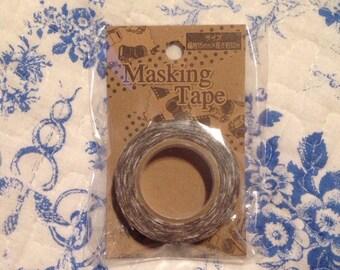 NEW Japanese masking tape Camera