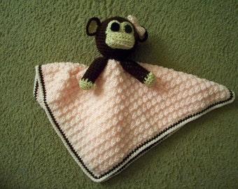 Monkey Security Blankie