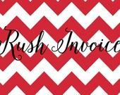 Rush custom listing for anstephenson9711, 6 flutes need by 9/27