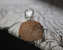 7.45ct native american artifact trade bead pendant