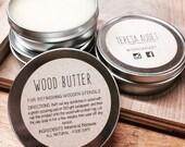 Wood Butter - 4 ounce
