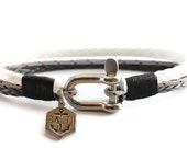 Men's Bracelet SALTI Nautical Bracelet '3rd Wave' (STORM)